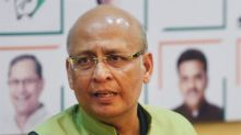 Defection should be treated as a constitutional sin: Abhishek Manu Singhvi