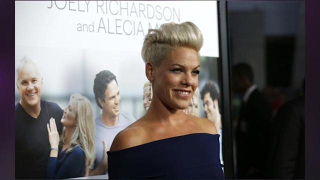 Does Her Acting Debut Mark New Chapter For Pink?