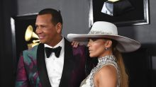 Jennifer Lopez got a 'Fixer Upper' anniversary gift from A-Rod and 'totally fangirled out'