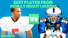 Boxed In: Best Player from Friday Night Lights - Smash Williams vs. Vince Howard