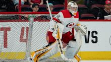 Hurricanes prospect Jeremy Helvig detained on suspicion of battery