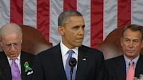 State of the Union 2013: Economy and Gun Control