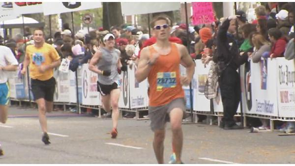 40,000 race amid heavy security at Broad Street Run