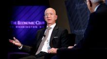 Bezos: Big business should be scrutinized