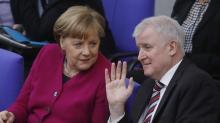 Der überraschende Aufschwung der CSU könnte für Merkel zum Problem werden