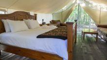 Glamping: opciones para acampar sin perder comodidad