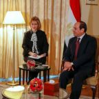 Pompeo expresses 'outrage' to Egypt's leader over imprisoned American's death