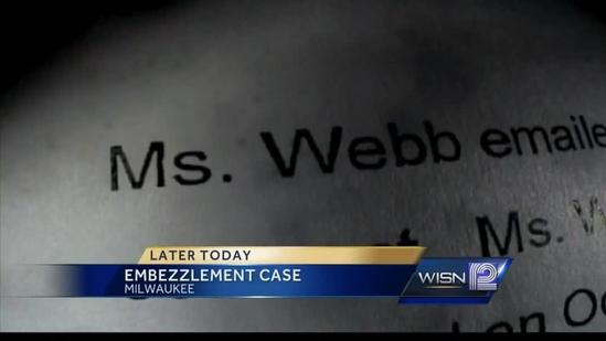 Milwaukee County worker accused of embezzlement to be arraigned