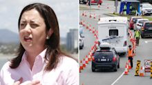 4.8 million blacklisted as Queensland partially opens border to NSW