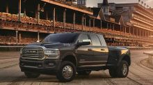 Ram 2500HD, 3500HD Kentucky Derby edition gives a leg up to horse owners