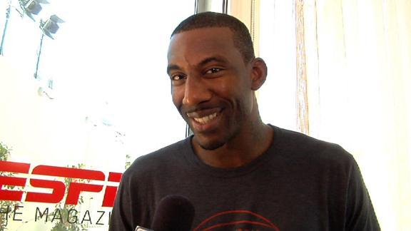 Amar'e Stoudemire: His future with the Knicks
