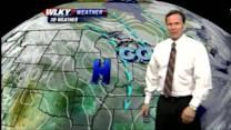 Weather video blog: Some snow possible Friday