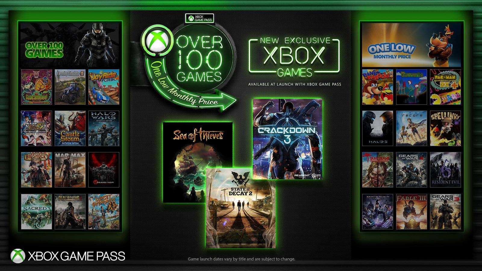 Xbox Game Pass Ultimate combines Gold and games for $15 a month ...