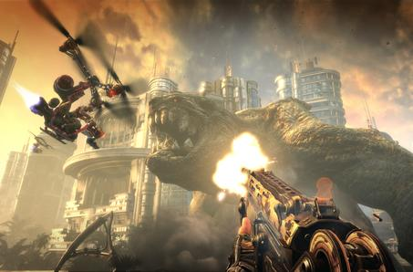 Bulletstorm to feature a mother-hugging profanity filter