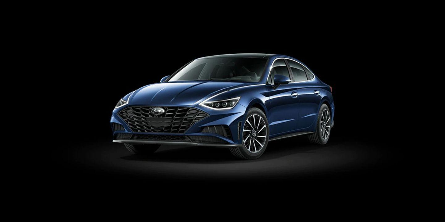 Here Are All Of The 2020 Hyundai Sonata S Available Colors