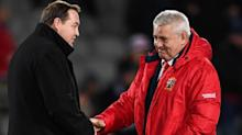 Gatland's claims about dangerous All Blacks play are desperate, says Hansen