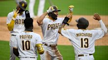 Padres make history with another grand slam as Bieber, Kershaw star