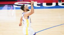 Scorching-hot Stephen Curry elicits MVP chants  — in Philadelphia