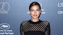 Irina Shayk Wore 2 See-Through Dresses at Cannes in 1 Day