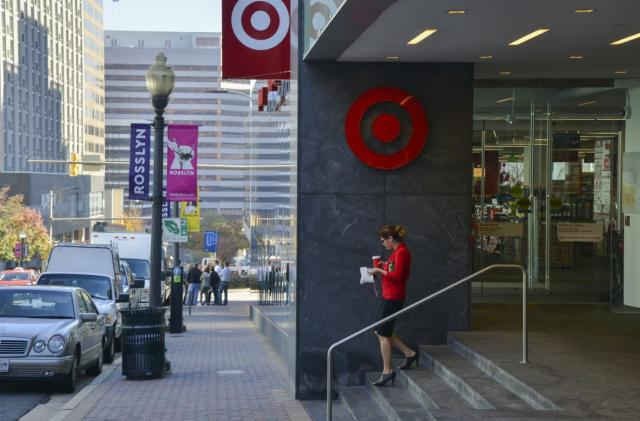 Target is reportedly working on its own mobile payments, too