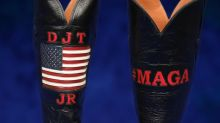 Donald Trump Jr.'s new #MAGA cowboy boots might cost nearly $5,000