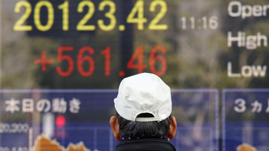 Global stocks climb after Kudlow talks up trade progress