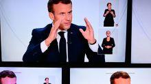 Couvre-feu, chômage partiel, télétravail : ce qu'il faut retenir des annonces de Macron