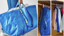 'Genius' IKEA bag hack completely slashes packing time