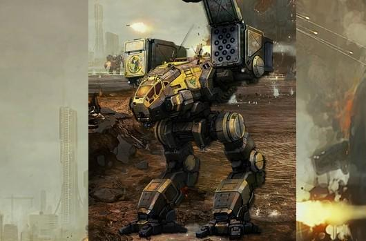 MechWarrior Online rolls out the '12 Catapult