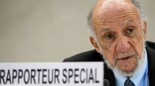 Professor who labelled Israel an 'apartheid regime' defends UN report stating Israelis have used same term