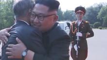 Kim Jong-un irritiert Koreaner – eine Geste zeigt seine Schweizer Vergangenheit