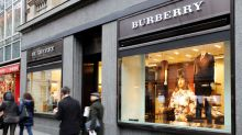Burberry says would pay a high price for no-deal Brexit