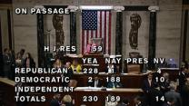 House Votes to Derail Obamacare, Fund Government