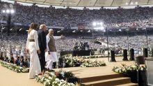 India ofrece una cálida bienvenida a Trump