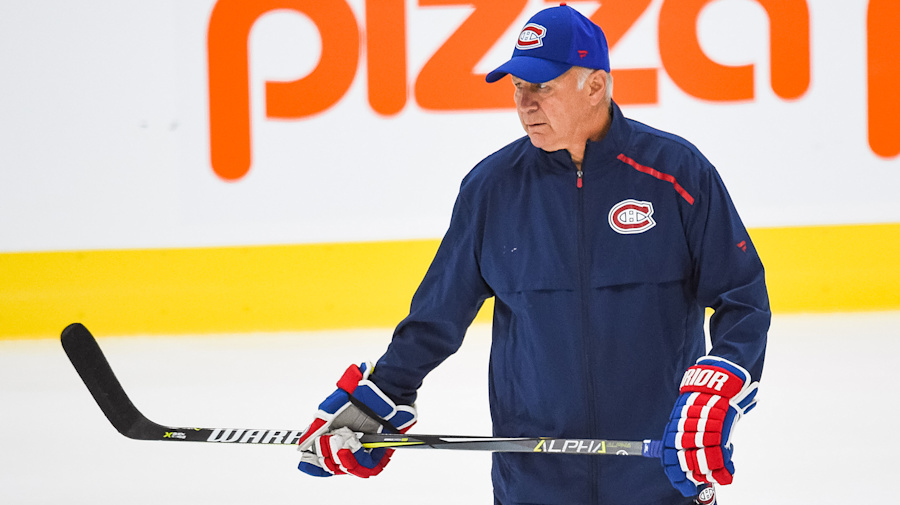 Habs coach hospitalized, will miss rest of series
