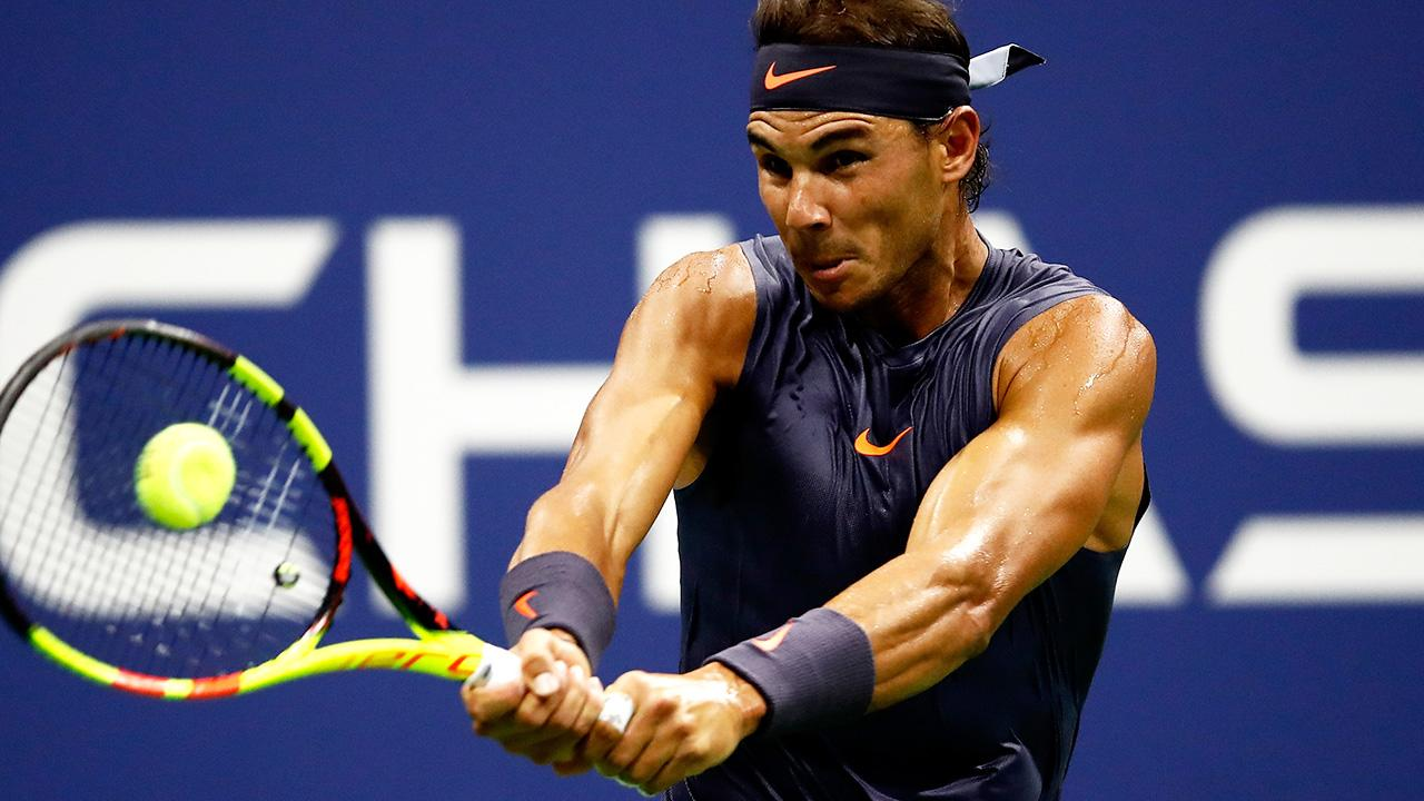 Us Open Rafael Nadal Sleeveless Top Sends Fans Into A Frenzy