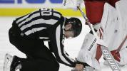 Ward, Hurricanes victims of mysterious goal