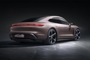 入門價格甜甜,讓你離 Porsche更近一點! Porsche 正式發表全新入門款後驅車型 Taycan