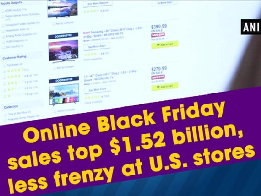 The online mega-retailer accounted for nearly 14% of all the Editors' Choice sales of Black Friday week last year. This is because Amazon tends to aggressively price match its competition, making its sales .