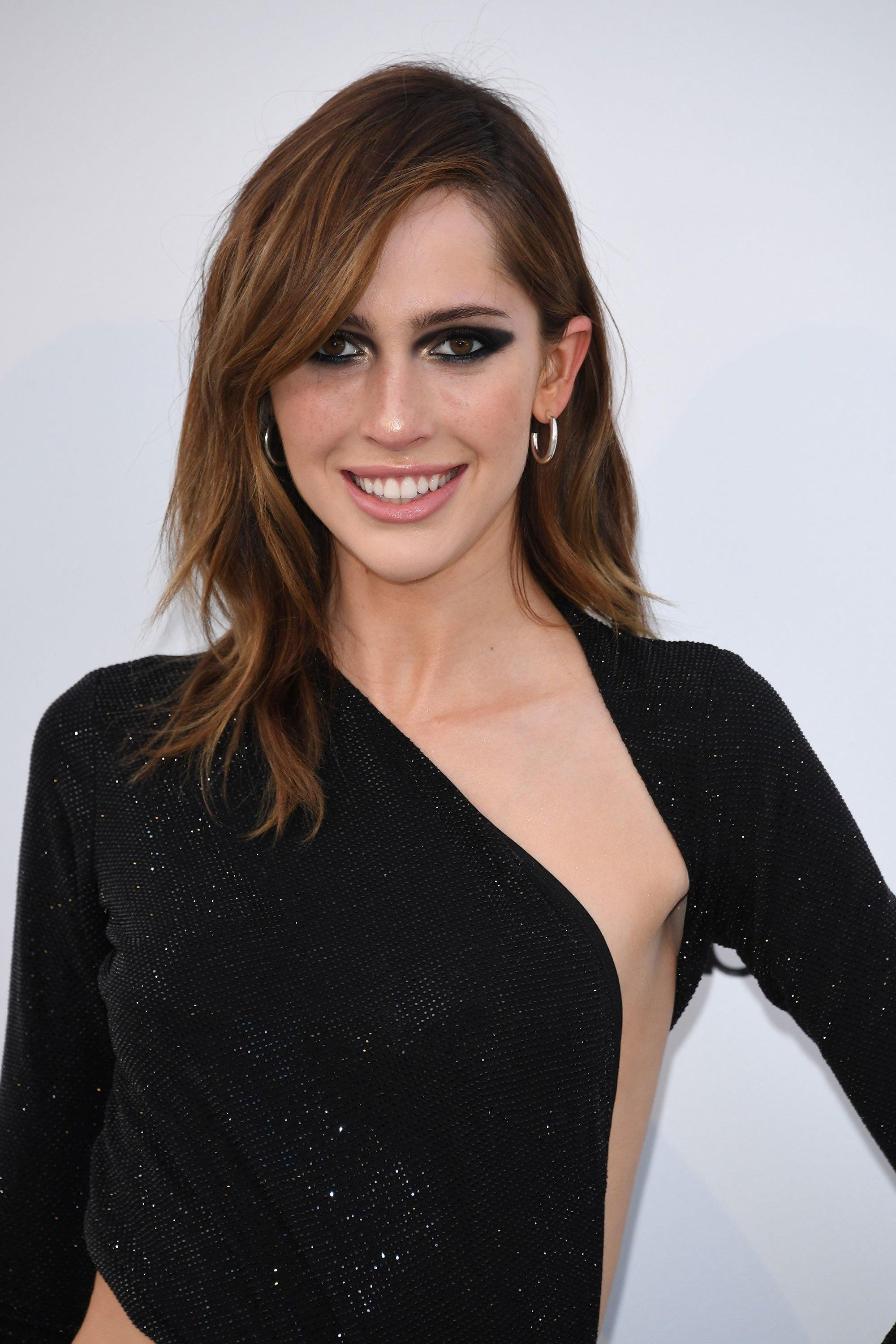 Transgender Model Teddy Quinlivan Is the New Face of Chanel Beauty