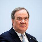 Laschet stands his ground in Merkel succession showdown