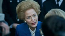 The Crown 's Gillian Anderson Reveals a 'Notorious' Part of Margaret Thatcher That Turned Out to Be 'a Gift'