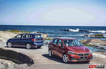 全新BMW 2系列Active Tourer / Gran Tourer Deluxe Edition豪華版精彩上市