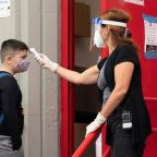 Covid-19 Cases Tick Up in New York as U.S. Infections Edge Down