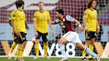 Aston Villa 1-0 Arsenal: Hosts out of bottom three as Arteta's momentum stalls