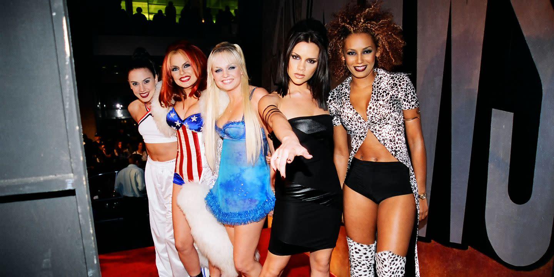 Hacked Spice Girls nudes (99 photos), Ass, Hot, Boobs, panties 2015