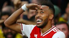 'Aubameyang looks happy at Arsenal' – Willock hoping 'massive player' signs new contract