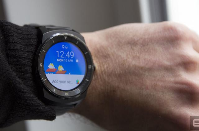Android Wear 2.0 is ready for a bunch of new watches