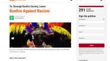 Lewes bonfire agrees to stop 'blackface' tradition