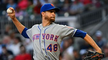 Jacob deGrom's elbow MRI comes back clean